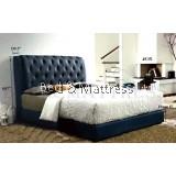 ANS As8906 Upholstered Divan Bedframe