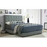 As28246 Upholstered Divan Bedframe