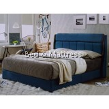 As201720A Upholstered Divan Bedframe