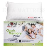 Stylemaster Classic Memory Pillow