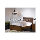 Peony Wooden Super Single Bed