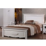Diana Wooden Super Single Bed