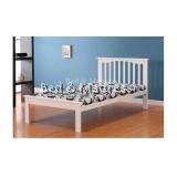 Apple Wooden Single Bed