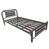 Camellia Metal Single Bed