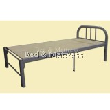 Greg Metal Single Bed
