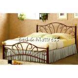Adal Metal Queen Bed