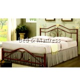 Akiva Metal Queen Bed