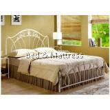 Ailin Metal Queen Bed