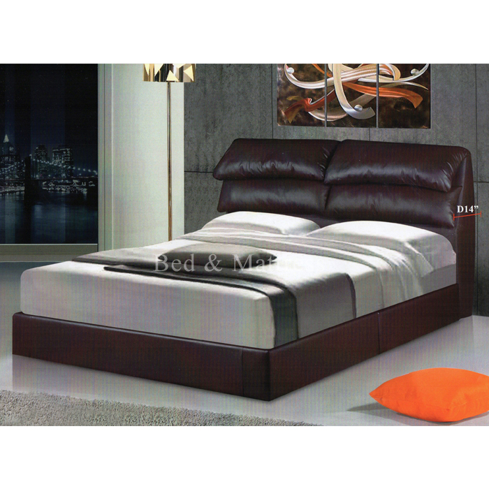 Kimberly divan queen bed for Queen size divan