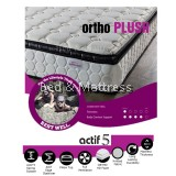 Dunlopillo Ortho Plush Actif 5 Spring Mattress