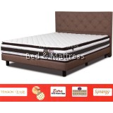Englander Chelsea Reinforced Latex Padding Mattress
