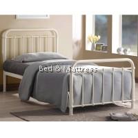 Sandy Single Metal Bed