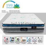 Fibrestar Star Night Pocket Spring Mattress