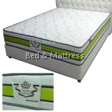 Goodnite Crown Carlisle 3 Zone Individual Pocketed Spring Mattress