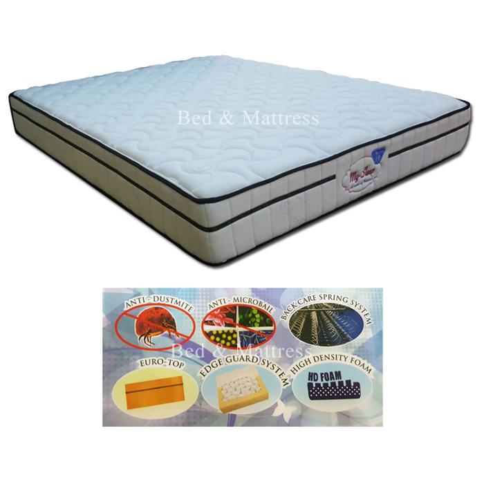 Mastercoil My Sleep High Density Foam Mattress