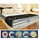 Mastercoil Spinal Alignment Silver Pocketed Spring Mattress