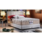 Slumberland TempSmart Comfort Plush Pocketed Springing Mattress