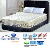 Spring Air Back Supporter Firm Rest 3-Zone Pocket Spring Mattress