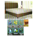 Spring Star STR20 2 in 1 Coconut Fibre with Compressed Foam Mattress
