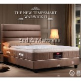 Slumberland New TempSmart Warwick II Pocketed Posture Springing Mattress