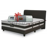 Goodnite Devato Mattress + Osaka Bedframe Set