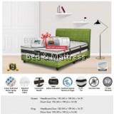 Goodnite Devato Mattress + Osaka Bedframe Set