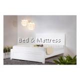 BD2818 Wooden Queen Bed
