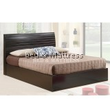 1501/1601 Wooden Queen Bed