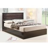 1507/1607 Wooden Queen Bed
