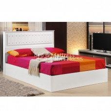 1507/1607 Wooden Queen Bed