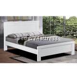 3532/3632WH Wooden Queen Bed
