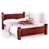 6501/6601 Wooden Queen Bed