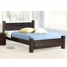6501/6601 Wooden Queen Bed