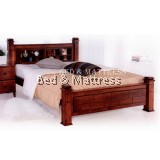6502/6602 Wooden Queen Bed