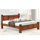 6505/6605 Wooden Queen Bed