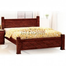 6507/6607 Wooden Queen Bed