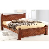 6508/6608 Wooden Queen Bed