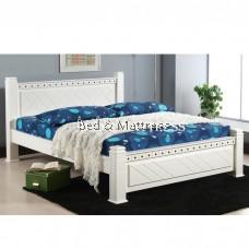 6508/6608 Wooden Queen Bed