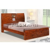 6521/6621 Wooden Queen Bed