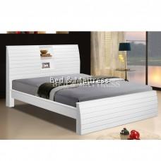 6521/6621 Wooden Queen Bed