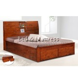 6522/6622 Wooden Queen Bed
