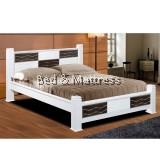 6533/6633 Wooden Queen Bed