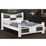 6534/6634 Wooden Queen Bed