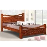 6536/6636 Wooden Queen Bed