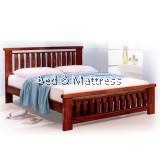 7550/7650 Wooden Queen Bed