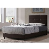 AK BD333 Divan Single Bed