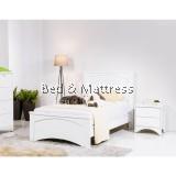 2859 Wooden Super Single Bed