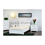 2610 Wooden Super Single Bed