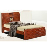 6321/6421 Wooden Single Bed