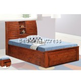 6322/6422 Wooden Single Bed